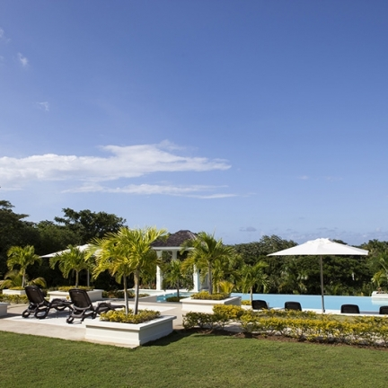 The Pool at Hanover Grange, Tryall, Jamaica